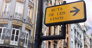 ruta de vino en oviedo