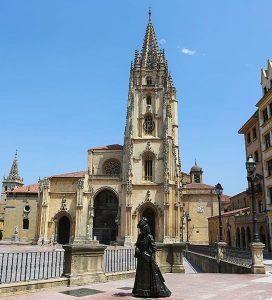 asturias oviedo catedral